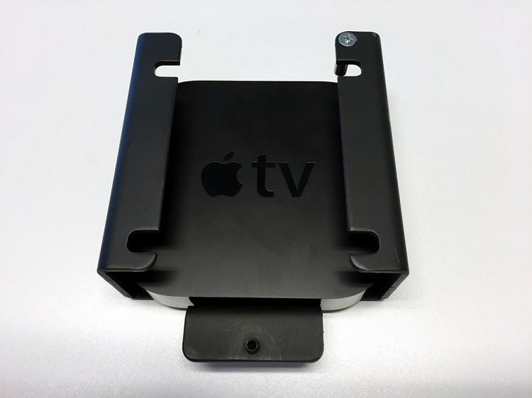 TV SET ACC WALL MOUNT BLACK/APPLE TV NS-ATV100 NEWSTAR TV stiprinājums