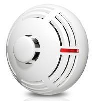 DETECTOR SMOKE&HEAT WIRELESS/ASD-110 SATEL drošības sistēma