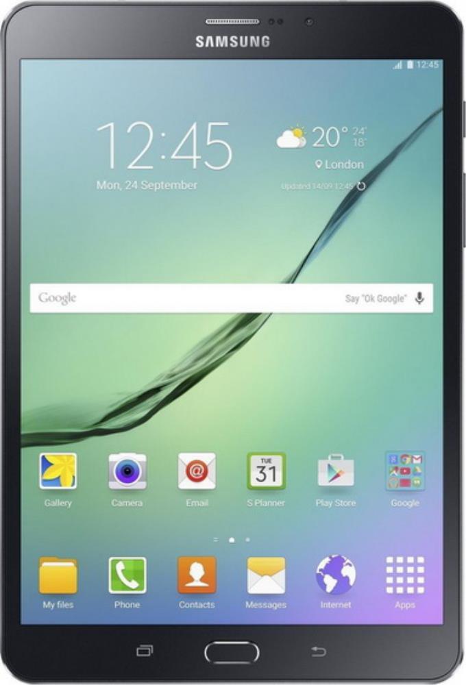 Samsung Galaxy Tab S2 VE 8.0 32GB Black (T713) Planšetdators