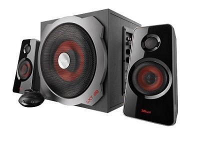 Trust GXT 38 2.1 Subwoofer Speaker Set datoru skaļruņi
