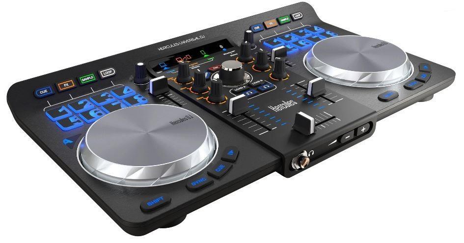 Hercules Universal DJ (4780773) Satelītu piederumi un aksesuāri