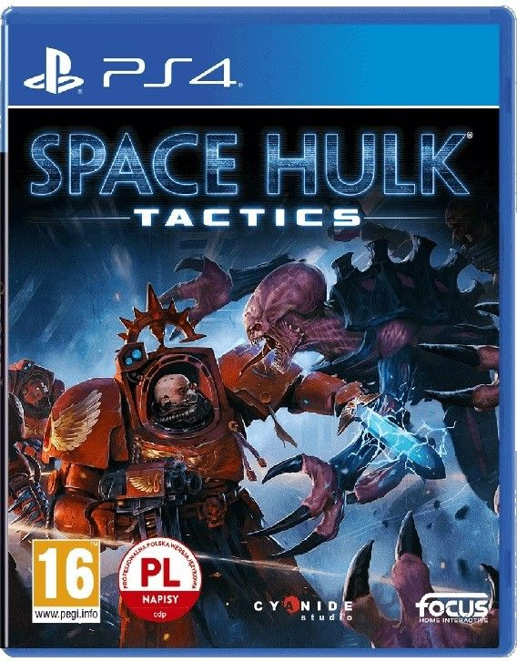 Gra PS4 Space Hulk Tactics 3512899120105