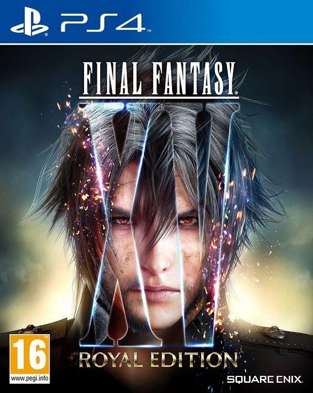 Final Fantasy XV: Royal Edition 5021290080560