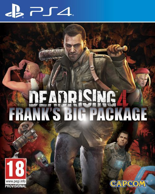 Dead Rising 4: Frank's Big Package 5055060945988