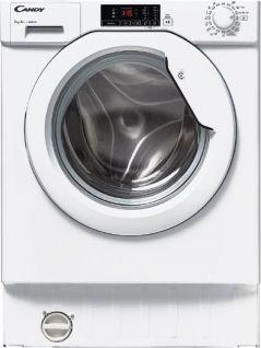 Pralka Candy CBWM 712 D-S CBWM712D-S Iebūvējamā veļas mašīna
