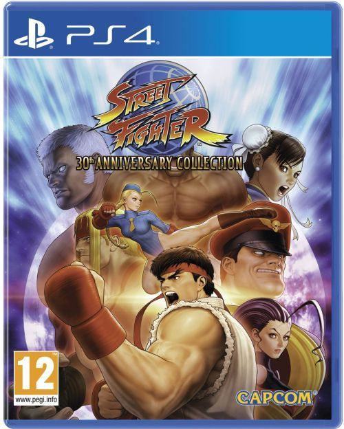 Street Fighter 30th Anniversary Collection 5055060945100