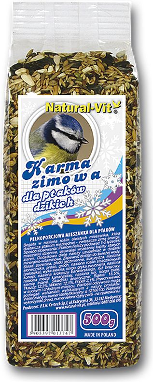CERTECH Benek Winter Feed For Birds 0.5kg