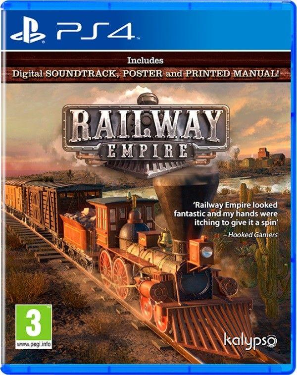 Railway Empire 4260458360583