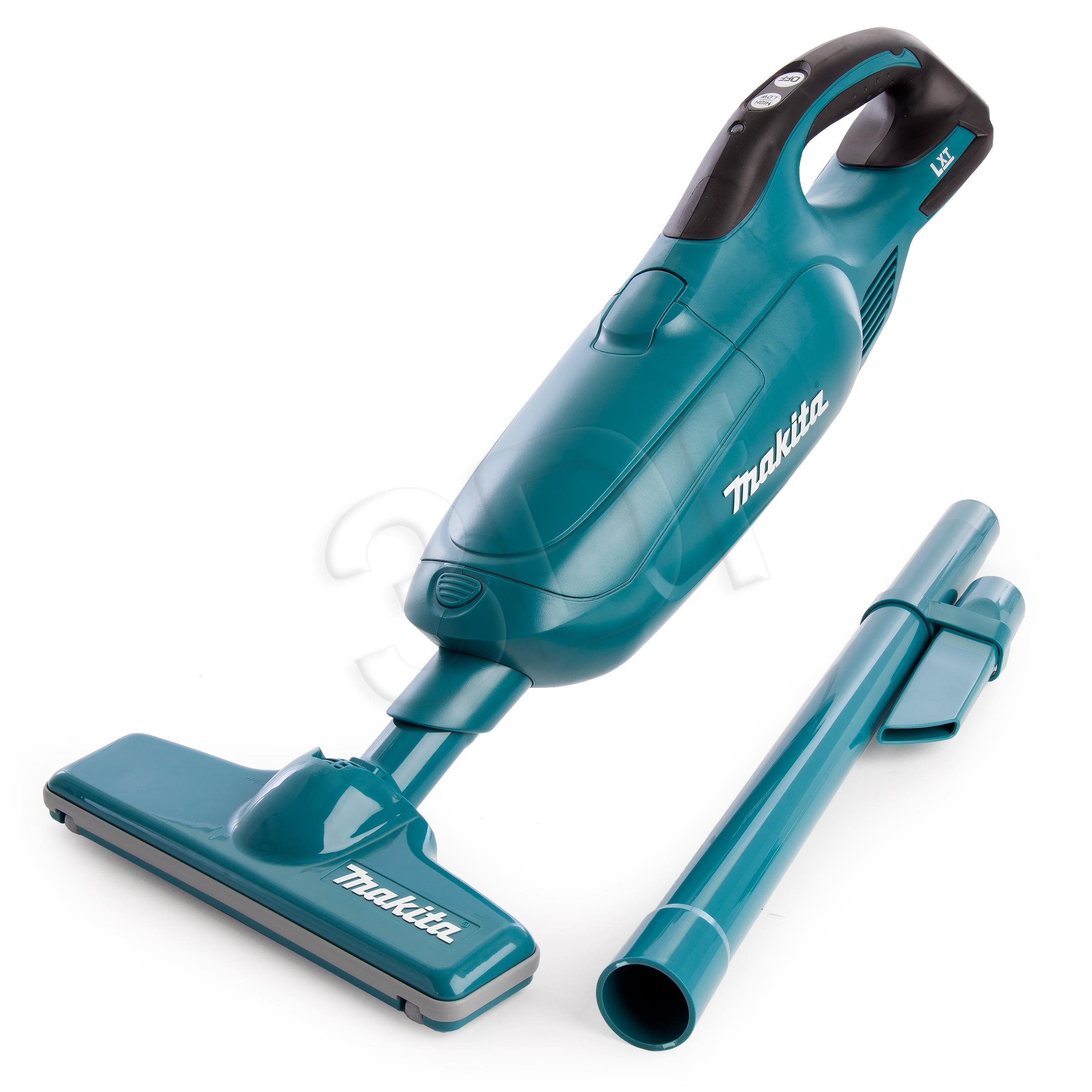 Handheld vacuum cleaner MAKITA DCL182Z ( with bag ; Turquoise ) DCL182Z