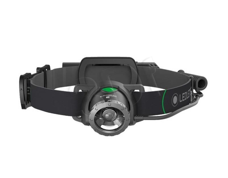 LED LENSER MH10 head lamp kabatas lukturis