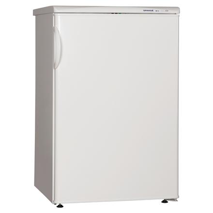 Snaige Freezer F 100-1101AA-00SN407 Upright, Height 85 cm, Total net capacity 85 L, A+, Freezer number of shelves/baskets 4, White, Free sta Vertikālā Saldētava