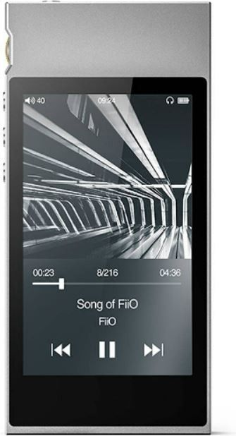Odtwarzacz MP4 FiiO M7 srebrny FiiO M7 srebrny odtwarzacz bezstratny MP3 atskaņotājs
