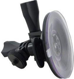 Saugnapfhalterung for Action Kamera FHD170/5 Telefunken Sporta kameru aksesuāri