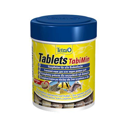 Tetra Tablets TabiMin 275 Tab. zivju barība