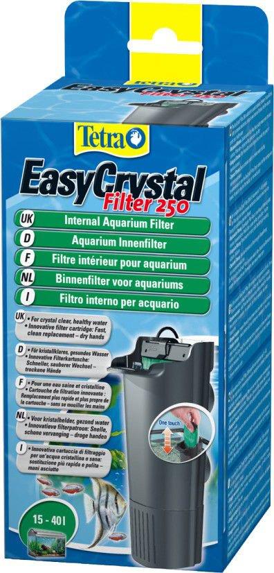Tetra Tetra EasyCrystal Filter 250 EC 250 - 15-40l akvārija filtrs