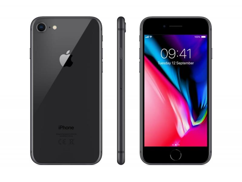 Apple iPhone 8 256GB Space Grey Mobilais Telefons