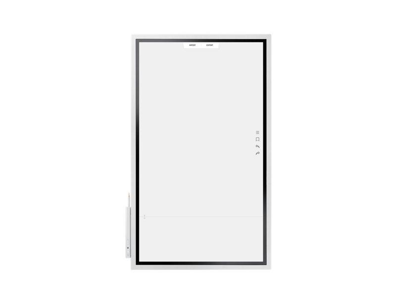 SAMSUNG 55 FLIP DIGITAL FLIPBOARD,UHD,TOUCH,TIZEN 3.0 LED Televizors