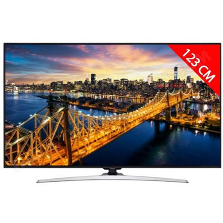 """Hitachi 43HL15W64 43"""" (108 cm), Smart TV, Ultra HD LED, 3840 x 2160 pixels, Wi-Fi, DVB-T2/C/S2, Black 43HL15W64 LED Televizors"""
