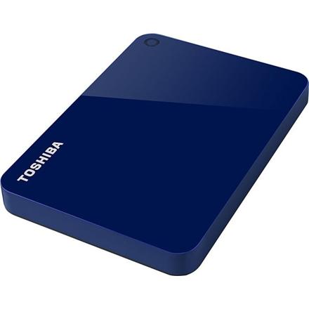 """Toshiba Canvio Advance 2000 GB, 2.5 """", USB 3.0, Blue Ārējais cietais disks"""