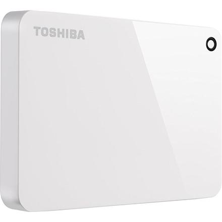 "Toshiba Canvio Advance 1000 GB, 2.5 "", USB 3.0, White Ārējais cietais disks"