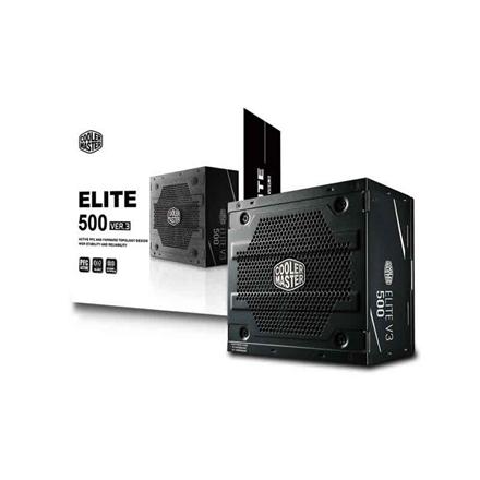 Cooler Master PSU Elite V3 500W Barošanas bloks, PSU