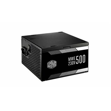 Cooler Master Power supply Master MWE 500W 80+ Barošanas bloks, PSU