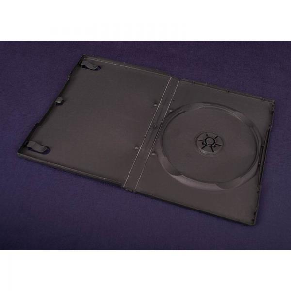ESPERANZA DVD Box 1 Black 14 mm ( 100 Pcs. PACK)
