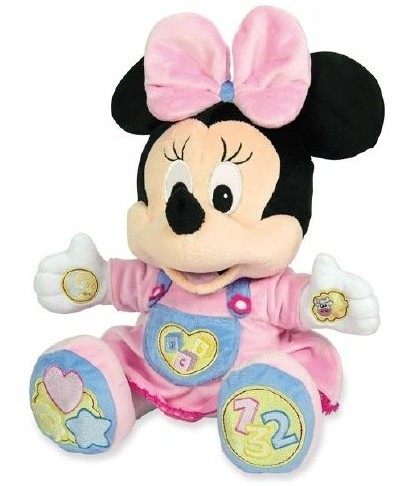Interaktywna Maskotka Minnie bērnu rotaļlieta