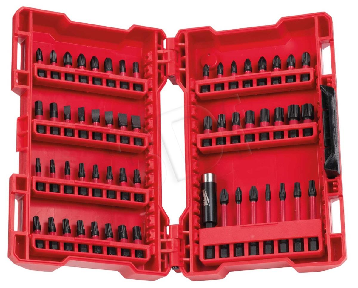Bit set MILWAUKEE 4932430907 (56 pc. )