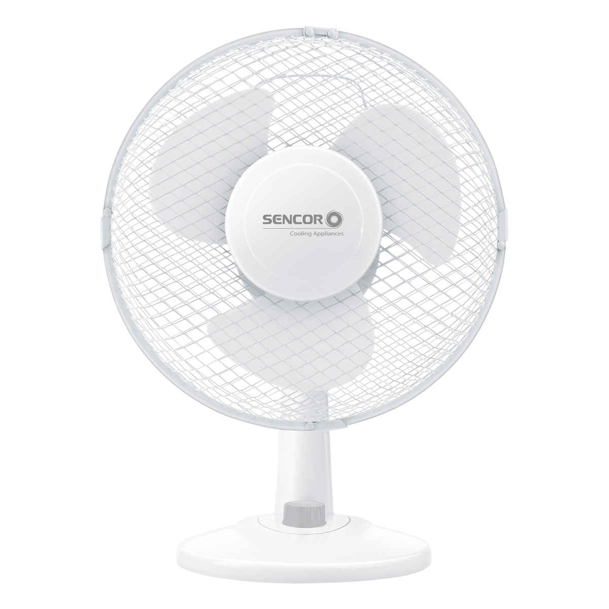 Sencor SFE 2327 WH Ventilators (23cm, 30W, 2-speed) Klimata iekārta