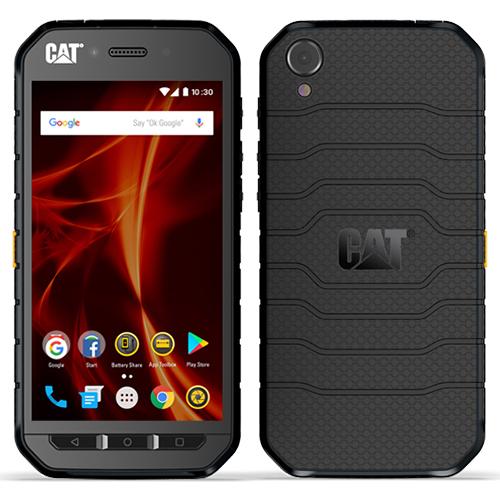 CATerpillar CAT S41 Dual LTE 32GB Black* CAT S41 Dual black Mobilais Telefons