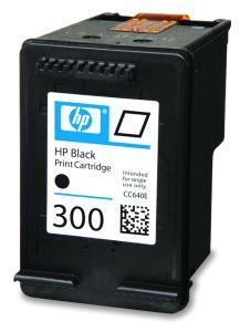Ink HP 300 black   4ml   D2560/F4280