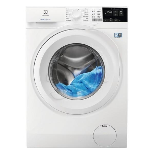 Washing machine Electrolux EW 6F408 WUP ( 1000 rpm ; 8 kg ; 600 mm ; Class A+++ ) Veļas mašīna