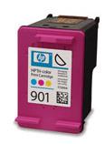 Ink HP 901 tri-colour | 9ml | J4580/J4680