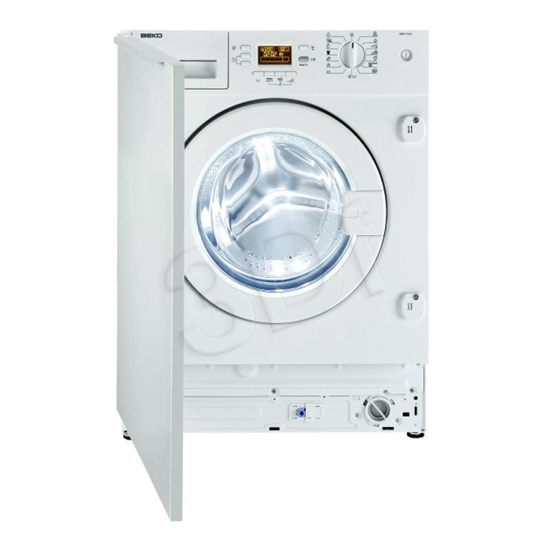 WMI71242 Beko      Washing Machine BI Iebūvējamā veļas mašīna