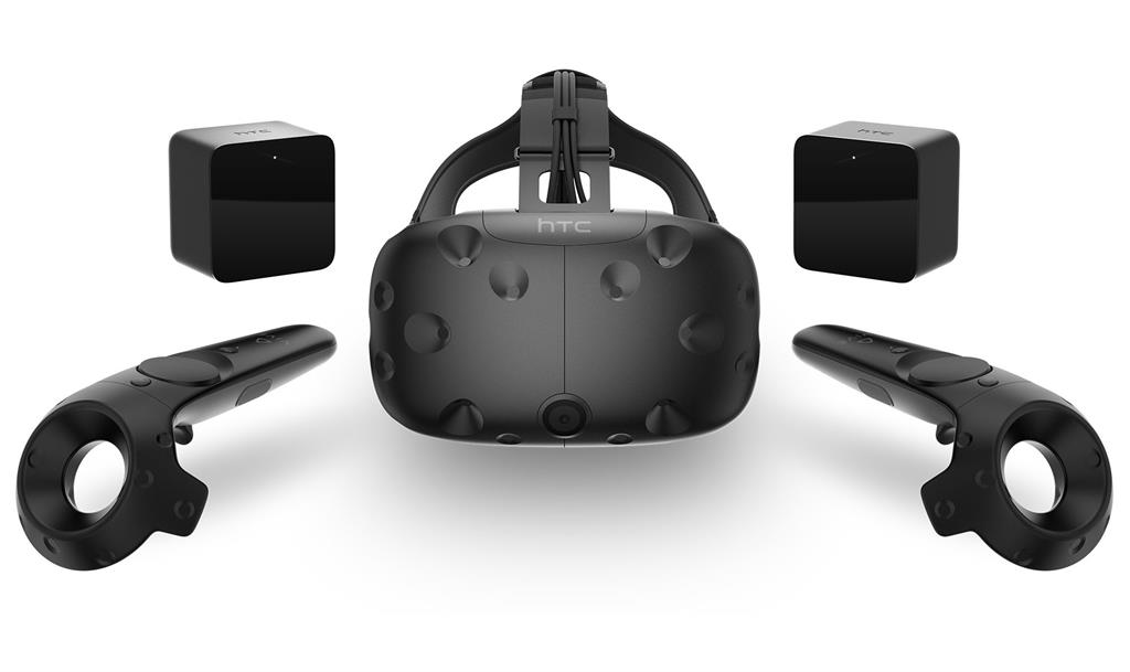 HTC Vive Virtual Reality Headset - OLED - 5.7