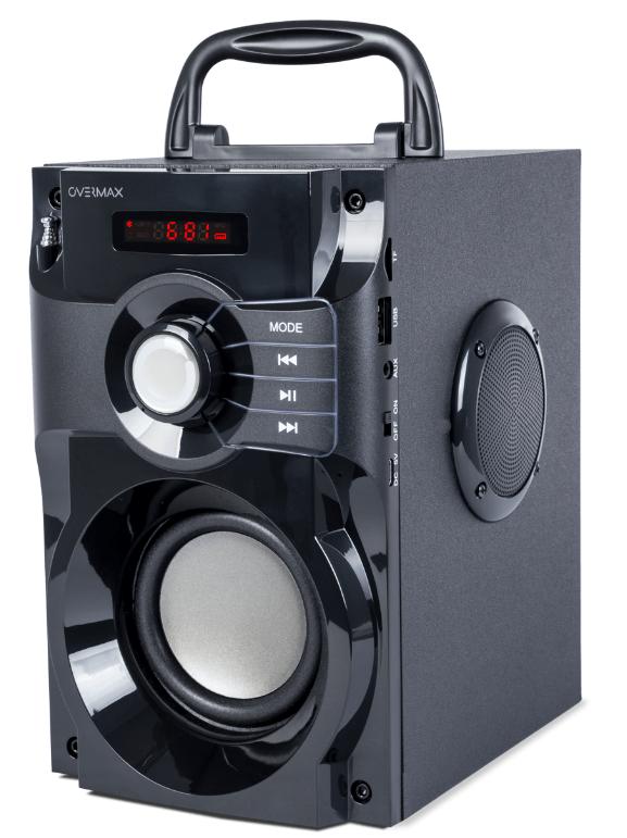 Overmax OV-SOUNDBEAT 2.0 pārnēsājamais skaļrunis