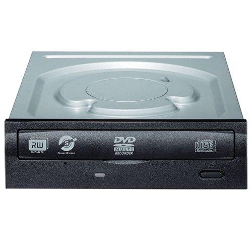 Lite-On IHAS324-17 DVD+-R/RW/RAM/DL RETAIL +24X8X 24X6X DL+8X R8X SATA diskdzinis, optiskā iekārta