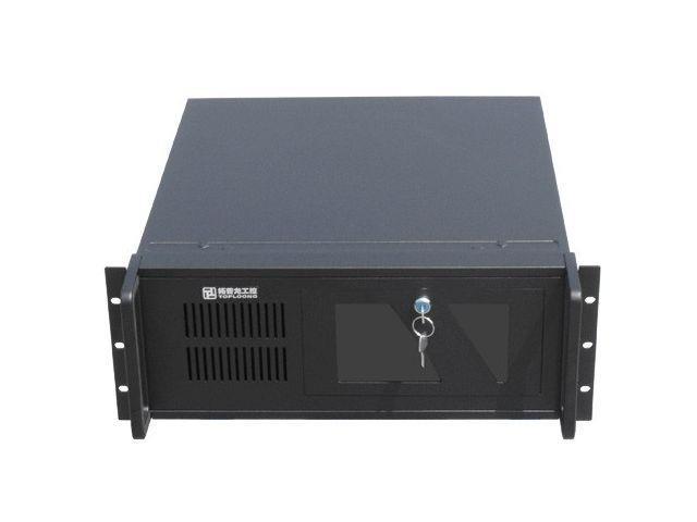 Gembird 19'' Rack-mount server chassis (4U), black Serveru aksesuāri