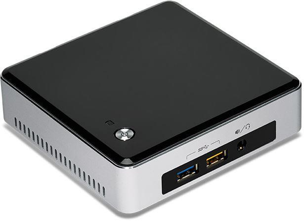 INTEL NUC i5-5250U Wireless-AC 7265