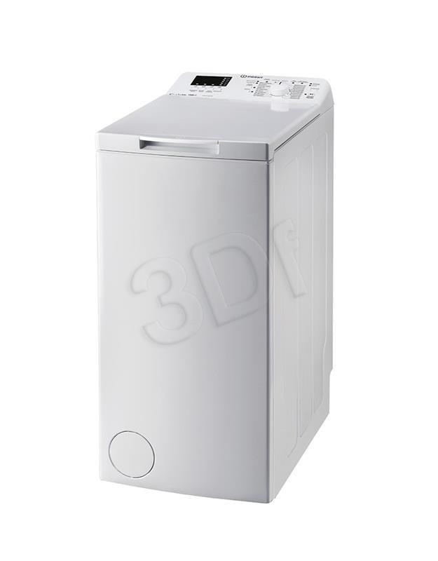 Indesit ITWD 61053 W(PL) (1000obr/min 6kg Gora 60cm A+++) Veļas mašīna