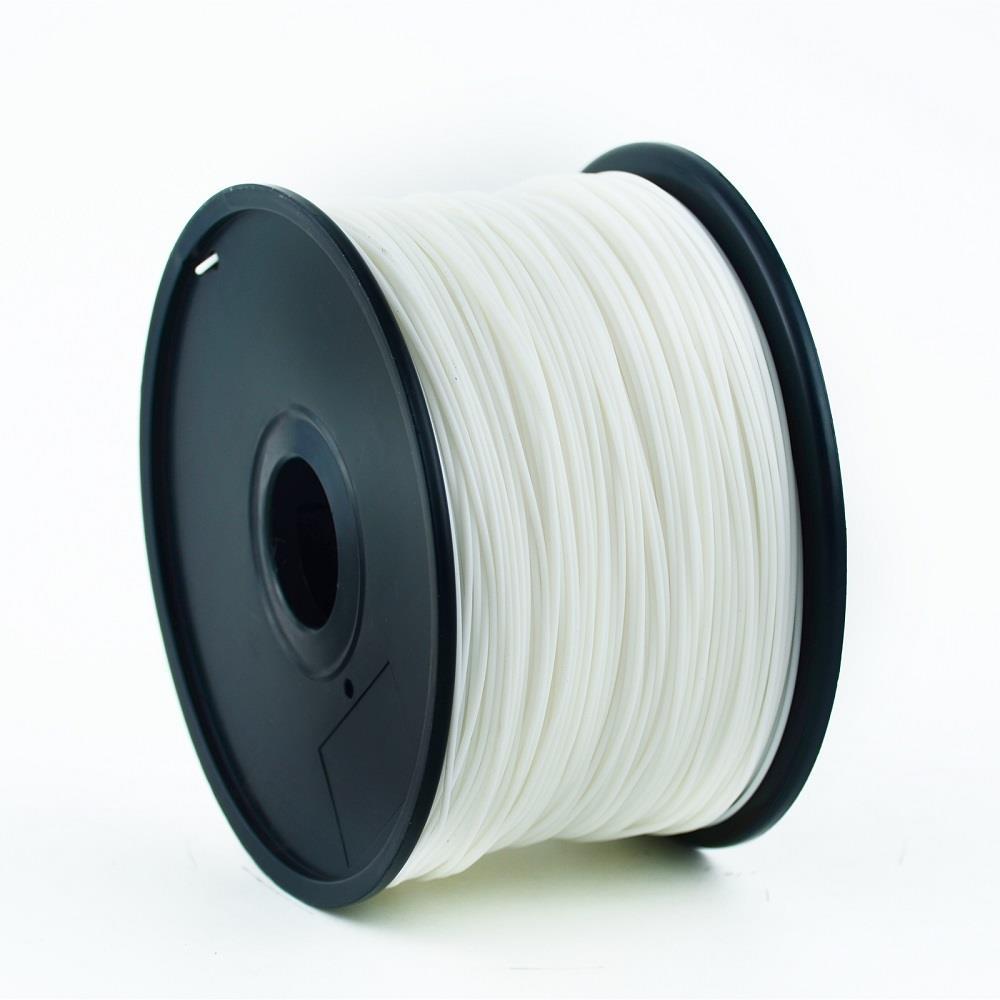 Filament Gembird PLA White | 1,75mm | 1kg 3D printēšanas materiāls