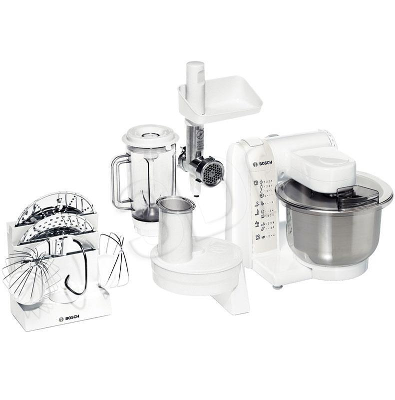 Food processor BOSCH MUM 4875EU Virtuves kombains