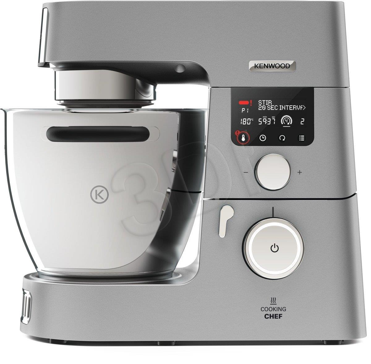 Kenwood KCC9060S Cooking Chef Gourmet Kuchenmaschine Virtuves kombains