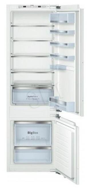 Bosch KIS87KF31 (558x1772x545mm White A++) ritēšanas iekārtas (Taukvāres katls)