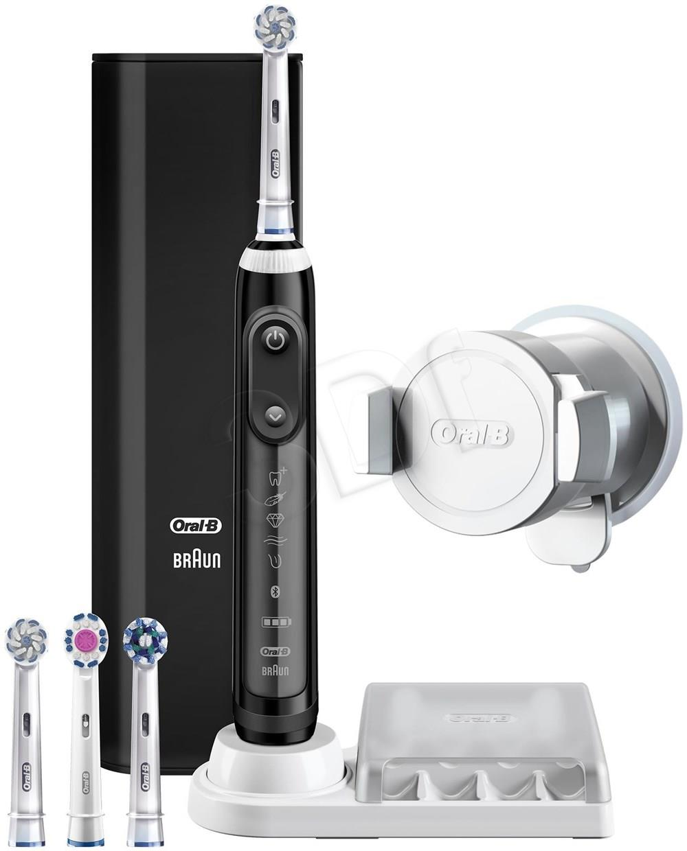 Braun Oral-B Black Genius 9100 S mutes higiēnai