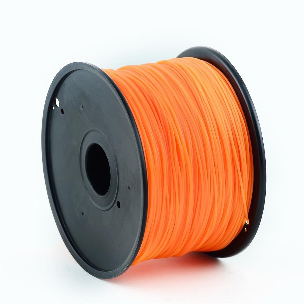 Filament Gembird PLA Orange   1,75mm   1kg 3D printēšanas materiāls