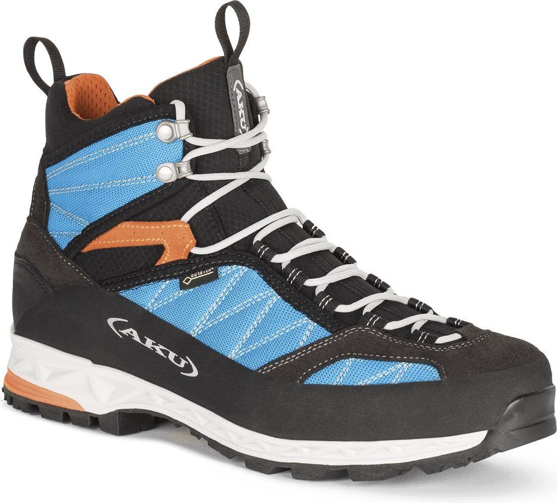 Aku Buty meskie Tangu Lite GTX turquoise/ orange r. 45 975-454-10.5 Tūrisma apavi