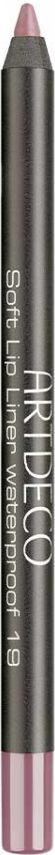Artdeco Soft Lip Liner Waterproof waterproof lip liner 19 1.2g acu zīmulis