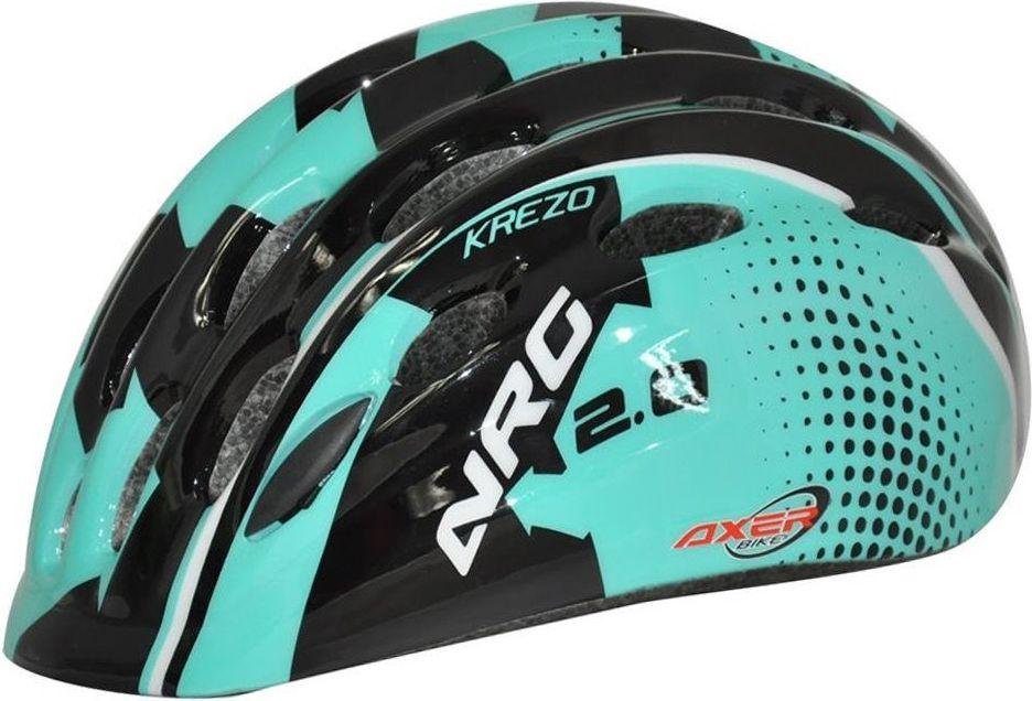 Axer Bike Kask rowerowy Krezo Blue r. S (A1926) A1926